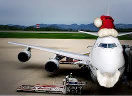 aeroplane-with-santa-hat