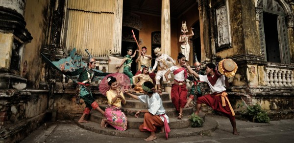 Cambodian Living Arts: a Catalyst for Peace