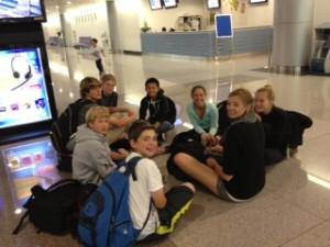 Students-at-Taipei-Airport