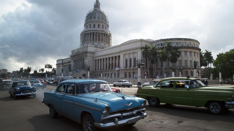 El Capitollo in Havana, Cuba Dec. 18, 2014                Serena Marshall/ABC News