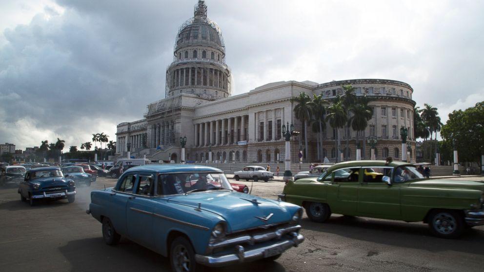 El Capitollo in Havana, Cuba Dec. 18, 2014        Serena Marshall/ABC News