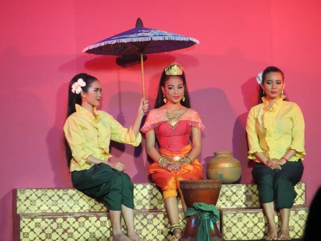 Cambodian Living Arts, Traditional Dance