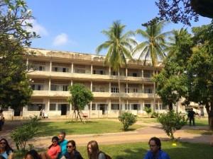 Tuol Sleng Prison, Cambodia