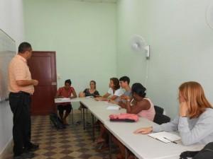 Tom Millington teaches in Cuba.
